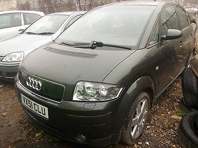 Audi A2 2001 model BREAKING FOR SPARES PARTS