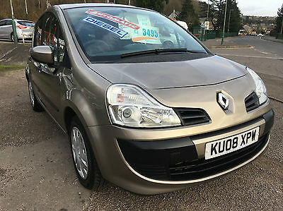 Renault Grand Modus 1.5 DCI Expression 5dr Automatic