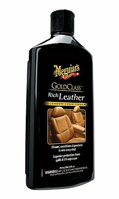 Gold Leather Clnr/cond 14-Oz