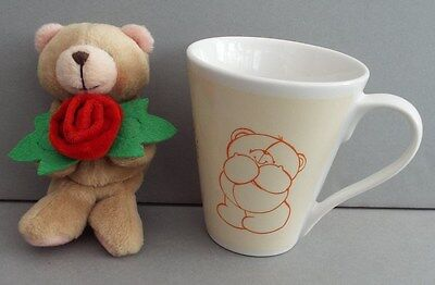 Forever Friends Mug And Small Bear