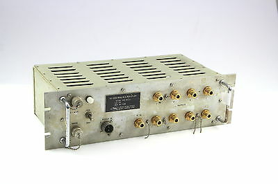 AEL MW-1815A HF MULTICOUPLER 10-1000MHz 8 OUTPUTS