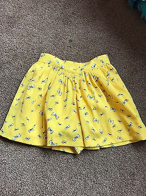 Next Girls Shorts/Culottes Age 4-5 Years