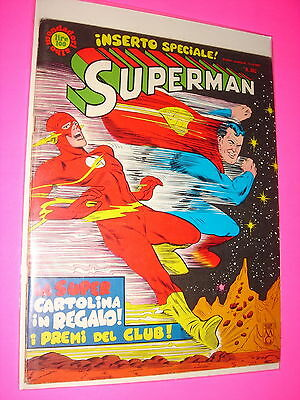 SUPERMAN Mondadori ALBI DEL FALCO  n. 592 originale BELLO