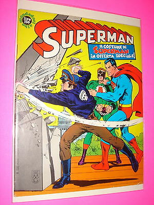 SUPERMAN Mondadori ALBI DEL FALCO  n. 590 originale BELLO