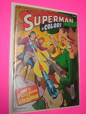 SUPERMAN Mondadori ALBI DEL FALCO  n. 610 originale BELLO