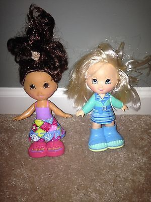 Fisher-Price Snap n Style Dolls Lot