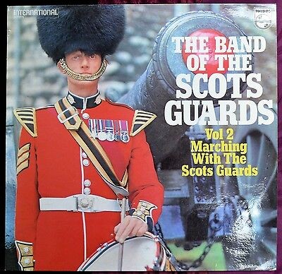 Band Of The Scots Guards Vol.2 – Marching With... – 6382 055 – VG +