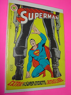 SUPERMAN Mondadori ALBI DEL FALCO  n. 587 originale BELLO