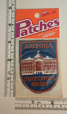 Vintage US State Arizona Collectible Patch 2