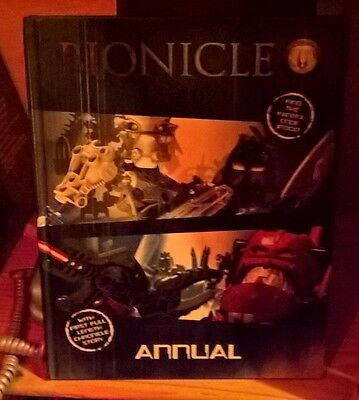 childrens annual..as new condition..Bionicle..