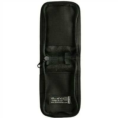"Tactical Pocket Notebook Cover, 3"" X 5"" -Black (80-0365)"