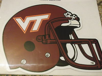 """Team Products CAR-MAG Officially Licensed VT 11"""" x 9"""" Collegiate Magnet"""