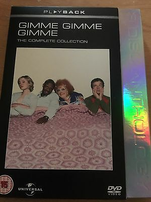 Gimme Gimme Gimme - Complete Series on DVD - BBC Comedy -