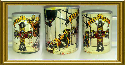 Guns N Roses Appetite For Destruction Banned Album Cover Mug