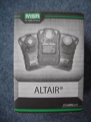 MSA Altair Oxygen Meter - New in box