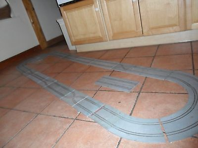 Airfix Slot car track with joiners