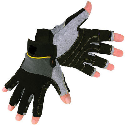 Gants Court 5 Doigts Gs Marine Racing Taille L