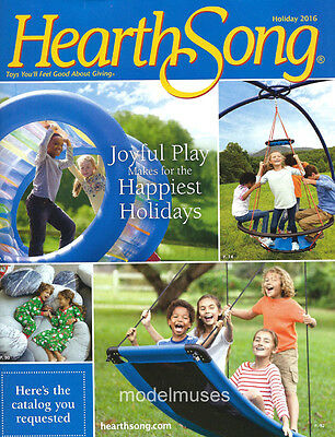 HEARTH SONG Children's Toy & Hobby CATALOG Holiday 2016