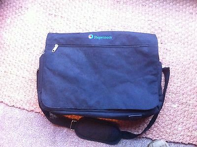 stagecoach bus train driver canvas bag - hold all - case
