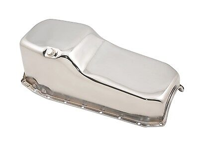 Mr. Gasket 9782 Chrome Plated Engine Oil Pan