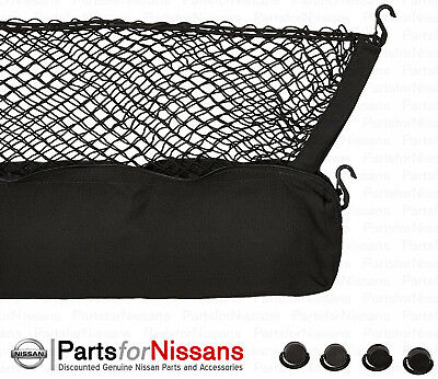 GENUINE NISSAN 2012-2014 ALTIMA COUPE HIDE AWAY TRUNK NET NEW OEM