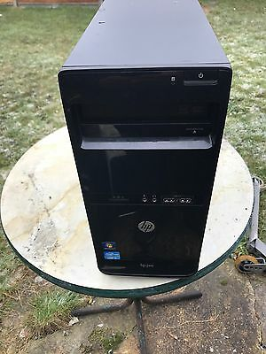 Hp P6 Core I3 Pc 2120/3.30Ghz Windows 7 4 GB ram 500 Gb Hard