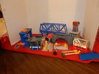 Thomas and Friends Train Accessories Wooden & Plastic (19 items)
