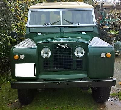 Landrover series 11a 88in tax exempt