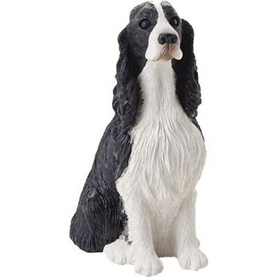 Springer Spaniel Figurine Hand Painted – Sandicast
