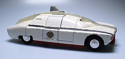 Dinky Toys Captain Scarlet Maximum Security Vehicle 105 Restoration Project