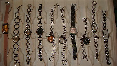 TRADE ONLY JOB LOT OF 10 X  MIXED PROTOTYPE  WATCHES 100% gen,/ ,,,