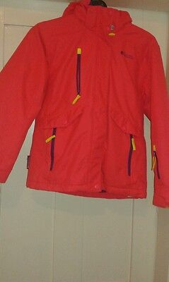 Girls Mountain Warehouse Jacket Age 9/10