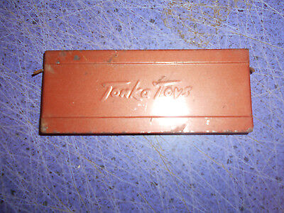 tonka ford dumper truck tailgate for parts