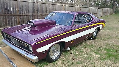 1972 Plymouth Duster  1972 Plymouth Duster...Roller
