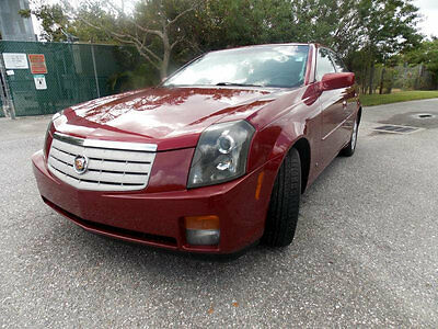 2007 Cadillac CTS 4dr Sedan 2.8L CLEAN CARFAX *** EXCELLENT CONDITION *** 2.8L