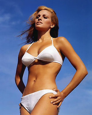 Raquel Welch 8x10 Color Classic Celebrity Photo #6