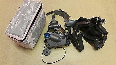 THALES Angenieux Lucie Night Vision Goggles , GEN II+ Photonis XR-5