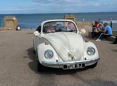 Volkswagen Beetle Convertible 1970 beautiful car