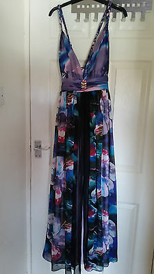 Ever Pretty women's summer holiday  party/evening long dress size 12