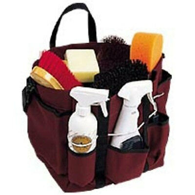 Roma Deluxe Grooming Tote - Black, Green, Burgundy, Purple or Black