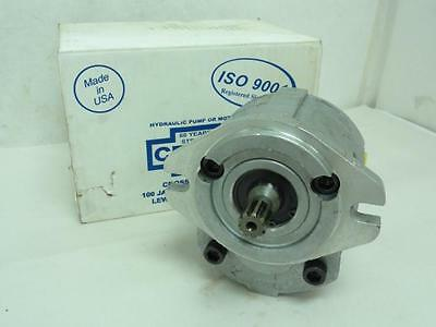 168159 New In Box, Cross 40MH07-DAASC Hydraulic Motor 360078 3000Psi, 3000Rpm