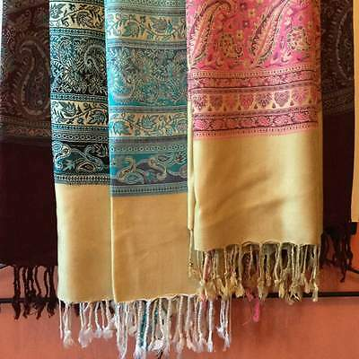 Pakistani Traditional Embroidered Shawls (Warm)