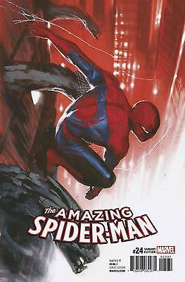 Amazing Spider-Man #24 Dellotto Variant Clone Conspiracy Tie In Hot Sold Out