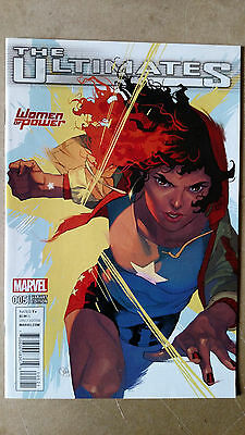 Ultimates #5 1St Print Putri Women Of Marvel Variant Marvel Comics (2016)