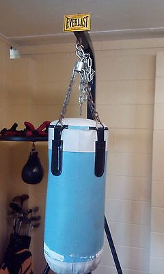 Boxing Bag and frame