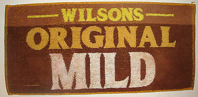 Wilsons Original Mild  -  Beer Pub Bar Towel