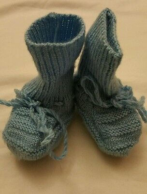 Baby socks Knitted baby booties Unisex Baby slippers boy girl 6 months and up