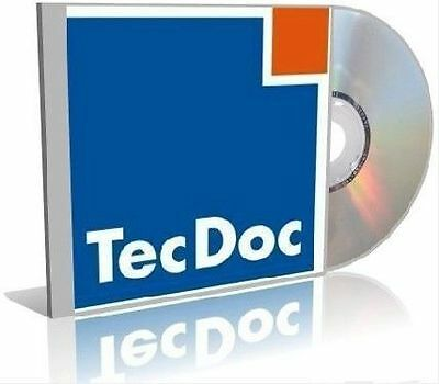 ** TECDOC Q4 / 2016 EPC Parts Catalogue Teilekatalog LATEST VERSION ** on USB