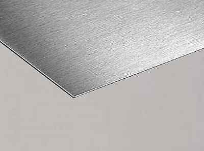 Stainless Steel Sheet Grade 304 NO4 Finish x variety sizes