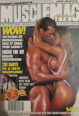 Musclemag Magazine 1994